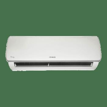 Croma 1 Ton 5 Star Inverter Split AC (CRAC7494, Copper Condenser, White)_1