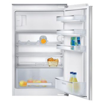 Siemens iQ100 2 Door Bottom Freezer (KI18LV52, Stainless Steel)_1