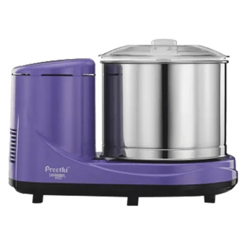 Preethi Lavender WG905 2-Litre 150-Watt Wet Grinder Price