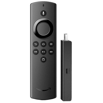 Amazon FireTV Stick Lite With Alexa Voice Remote Lite (Stream HD Quality Video, B07ZZW86G4, Black) 1