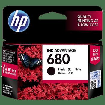 HP 680 Pack Of 2 Original Ink Advantage Cartridge (X4E78AA, Black)_1