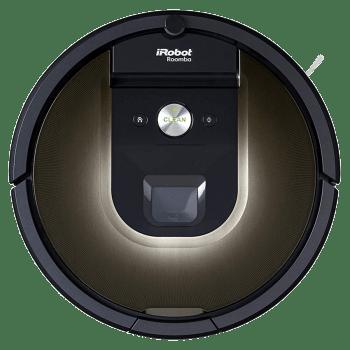 iRobot Vacuum Cleaner (Roomba 980, Black)