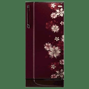 Godrej 221 L 3 Star Direct Cool Single Door Refrigerator (R D ESX 236 TAF 3.2, Marvel Wine)_1