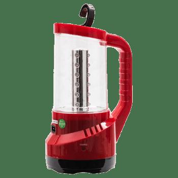 Syska Battery Powered 5 Watt Emergency LED Latern (SSK-RL-4043, Red)_1