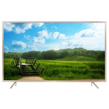 TCL 165 cm (65 inch) 4k Ultra HD LED Smart TV (L65P2MUS, Gold)_1
