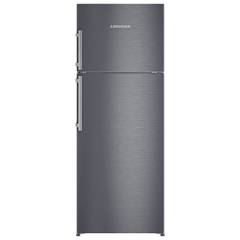 Liebherr 472 Litres 2 Star Frost Free Inverter Double Door Refrigerator (DuoCooling, TDcs 4740, Cobalt Steel)_1
