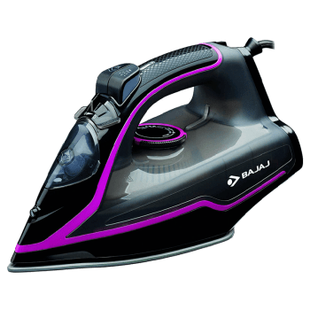 Bajaj 2000 Watts Steam Iron (MX35N, Black)_1