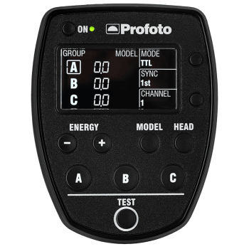 Profoto Air Remote TTL-C For Nikon Cameras (8 Digital Channels, 901040, Black)_1