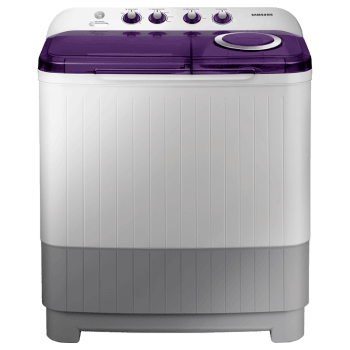 Samsung 7 Kg Semi Automatic Top Loading Washing Machine (WT70M3200HL/TL, Violet)_1