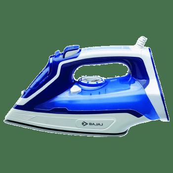 Bajaj 2000 Watts Steam Iron (MX40C, Blue)_1