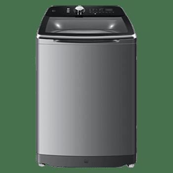 Haier 20 Kg Automatic Top Loading Washing Machine (HWM200-678NZP, Titanium Grey)_1