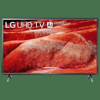LG 108cm (43 Inch) 4K Ultra HD LED Smart TV (Google Assistant, 43UM7780, Ceramic Black) 1