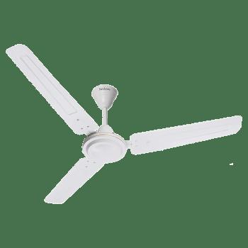 Hindware Aerochamp 120 cm Sweep 3 Blades Ceiling Fan (CF-AEROCHAMP-48-WH, White)_1