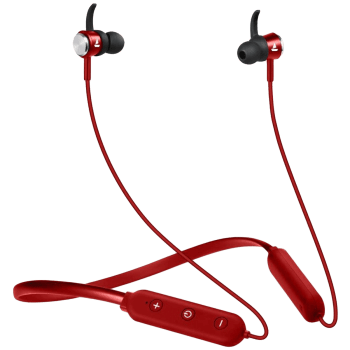 Boat Rockerz In-Ear Wireless Earphone with Mic (Bluetooth 5.0, Voice Assistant Support, 275v2, Red)_1