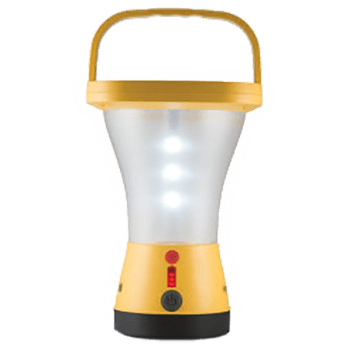 Agni Solar Lantern 2 2 Watts Solar LED Light (3 Brightness Modes, AG-105, Yellow)_1