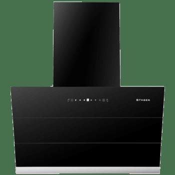Faber Zenith FL SC AC 1350 m³/hr 60cm Wall Mount Chimney (Filterless Technology, 330.0628.739, Black)_1