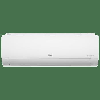 LG 1.5 Ton 3 Star Split Dual Inverter AC  – White(MS-Q18ENXA, Copper Condenser)