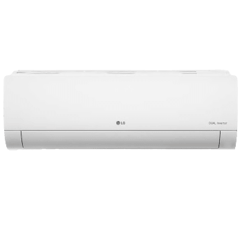 LG 1 Ton 3 Star Inverter Split AC (Hot & Cold, Copper Condenser, LS-H12VNXD, White)_1