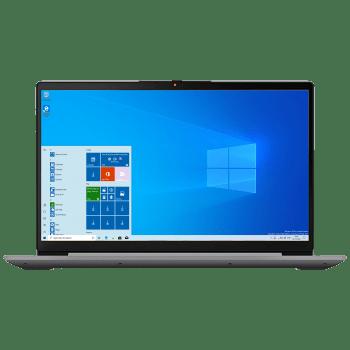 Lenovo IdeaPad 3 15ITL6 (82H800LDIN) Core i3 11th Gen Windows 10 Home Laptop (8GB RAM, 256GB SSD, Intel UHD Graphics, MS Office, 39.62cm, Arctic Grey) 1