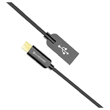 Ultraprolink 150 cm USB (Type-A) to Micro USB Cable (UL0056BLK-0150, Black)_1