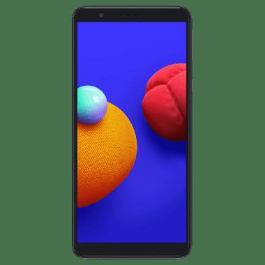 Samsung Galaxy M01 Core (32GB ROM, 2GB RAM, Black) 2