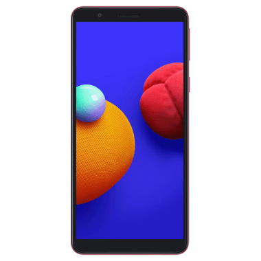 Samsung Galaxy M01 Core (16GB ROM, 1GB RAM, Red) 2