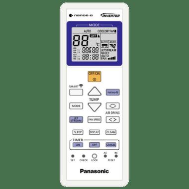 Panasonic WU 1.5 Ton 4 Star Inverter Split AC (Air Purification Filter, Wi-Fi, Copper Condenser, CS/CU-WU18XKYXF, White) 8