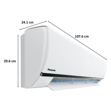 Panasonic WU 1.5 Ton 4 Star Inverter Split AC (Air Purification Filter, Wi-Fi, Copper Condenser, CS/CU-WU18XKYXF, White) 4