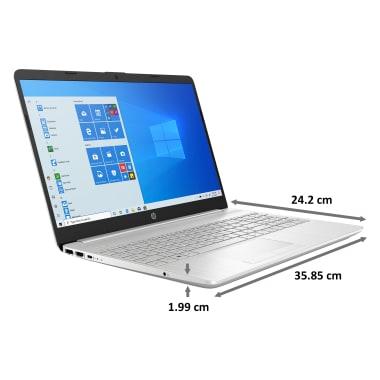 HP 15s-gr0012AU (35K35PA#ACJ) Ryzen 3 Windows 10 Home Single Language Thin and Light Laptop (8GB RAM, 1TB HDD + 256GB SSD, AMD Radeon Graphics, MS... 3