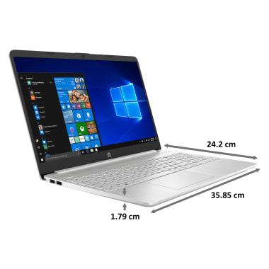 HP 15s-fr2006TU (34W78PA#ACJ) Core i3 11th Gen Windows 10 Home Thin and Light Laptop (8GB RAM, 512GB SSD, Intel UHD Graphics, MS Office, 39.62cm,... 3
