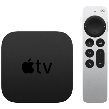 Apple TV HD 32GB Media Streaming Box (Siri Remote, MHY93HN/A, Black) 2