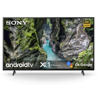 Sony Bravia X75 Series 108cm (43 Inch) Ultra HD 4K LED Android Smart TV (Dolby Audio & Alexa Compatibility, KD-43X75, Black) 2