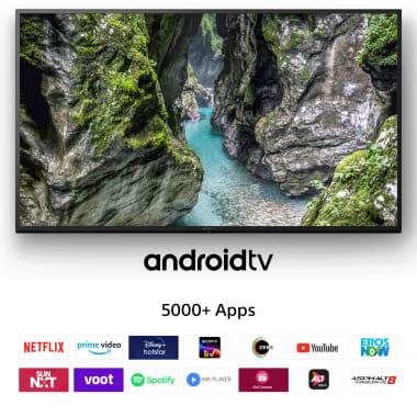 Sony Bravia X75 Series 108cm (43 Inch) Ultra HD 4K LED Android Smart TV (Dolby Audio & Alexa Compatibility, KD-43X75, Black) 10