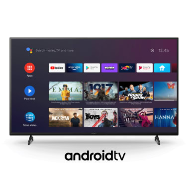 Sony Bravia X75 Series 126cm (50 Inch) Ultra HD 4K LED Android Smart TV (Voice Assistant Supported, KD-50X75, Black) 8