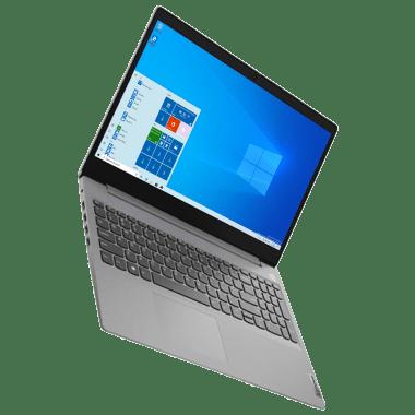 Lenovo IdeaPad 3 15IML05 (81WB0158IN) Core i3 10th Gen Windows 10 Home Thin and Light Laptop (4GB RAM, 256GB SSD, Intel UHD Graphics, MS Office,... 10