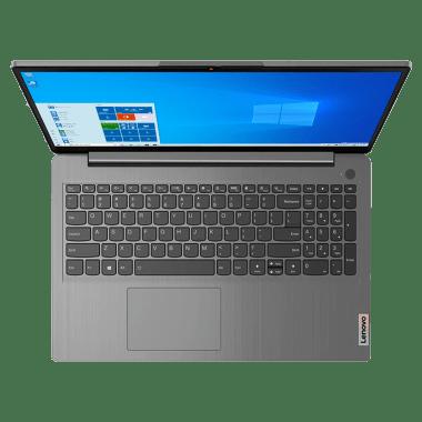 Lenovo IdeaPad 3 15IML05 (81WB015LIN) Core i3 10th Gen Windows 10 Home Laptop (8GB RAM, 1TB HDD, Intel UHD Graphics, MS Office, 39.62cm, Platinum... 5