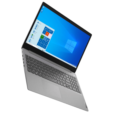 Lenovo IdeaPad 3 15IML05 (81WB015LIN) Core i3 10th Gen Windows 10 Home Laptop (8GB RAM, 1TB HDD, Intel UHD Graphics, MS Office, 39.62cm, Platinum... 10