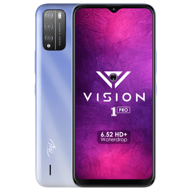 Itel Vision 1 Pro (32GB ROM, 2GB RAM, L6502, Ocean Blue) 6