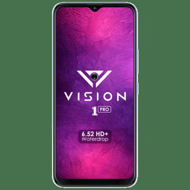 Itel Vision 1 Pro (32GB ROM, 2GB RAM, L6502, Ocean Blue) 2