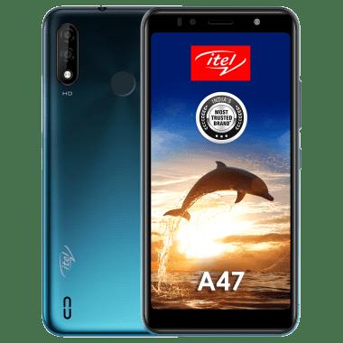 Itel A47 (32GB ROM, 2GB RAM, L5505, Ice Lake Blue) 5