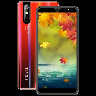 iKall K450 (16GB ROM, 2GB RAM, Red) 5