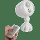 Mr. Beams Electric Powered 7 Watt Remote Control Motion Sensor Smart Light (MB370, White)_3