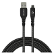 Stuffcool Vite 120 cm USB 2.0 (Type-A) to USB (Type-C) Super Fast Charge Cable (VITEUSBCP, Black)_1