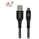 Stuffcool Vite 120 cm USB 2.0 (Type-A) to USB (Type-C) Super Fast Charge Cable (VITEUSBCP, Black)_3