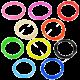 WOL 3D PLA Pro Plus Mix 3D Pen Filament (10 Pieces, Eco-friendly, Multicolor)_1