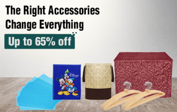 The Right Accessories