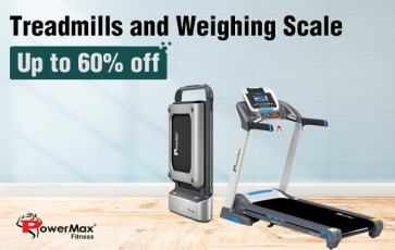 Treadmills and Weighing Scale
