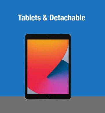 Tablets & Detachable