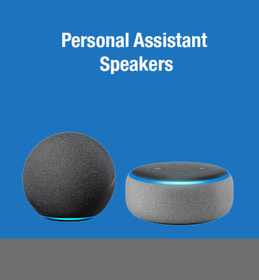 Personal Assistant Speakers