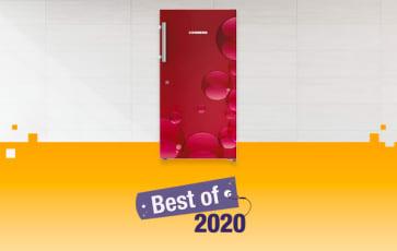 Refrigerators Best of 2020